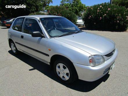 1999 Daihatsu Charade