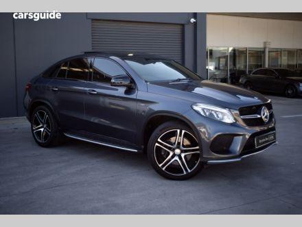 2015 Mercedes-Benz GLE450