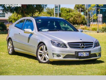 2009 Mercedes-Benz CLC200