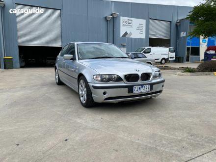 2003 BMW 320I