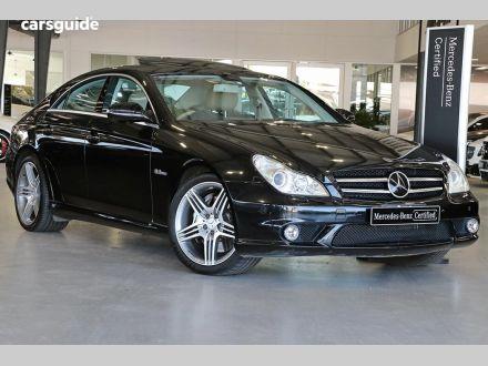2009 Mercedes-Benz CLS63