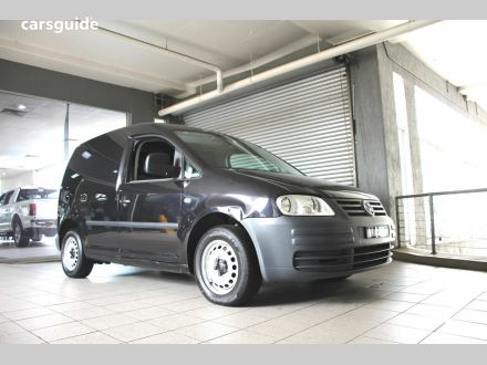 2008 Volkswagen Caddy