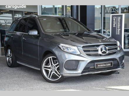 2017 Mercedes-Benz GLE250