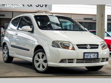 2006 Holden Barina