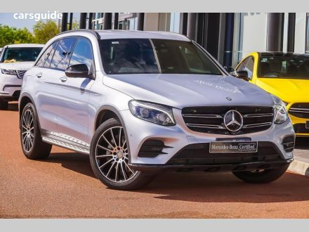 2016 Mercedes-Benz GLC250