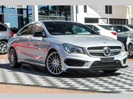 2015 Mercedes-Benz CLA45