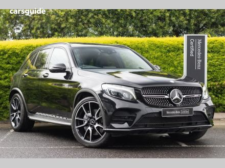 2016 Mercedes-Benz GLC43