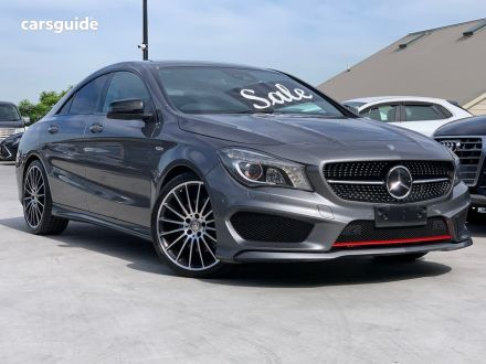 2015 Mercedes-Benz CLA250