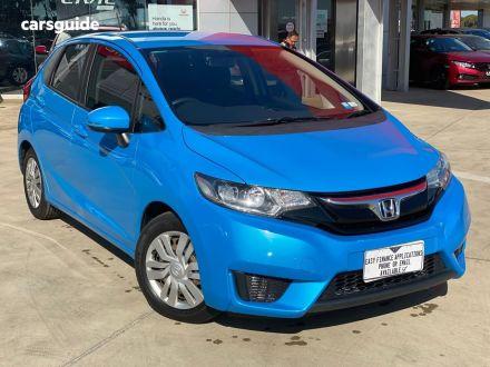 2015 Honda Jazz