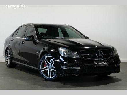 2013 Mercedes-Benz C63