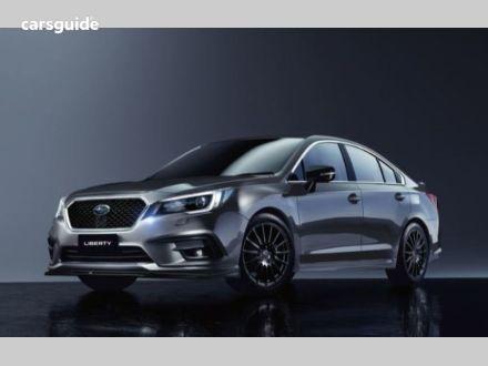 2021 Subaru Liberty