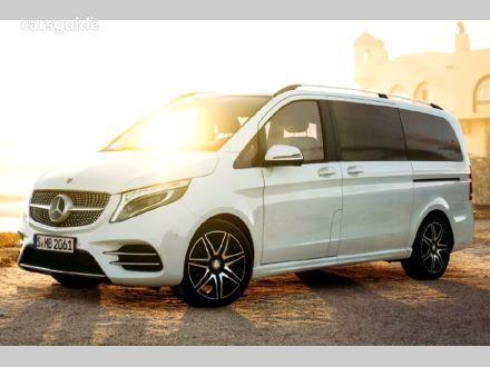 2021 Mercedes-Benz V220
