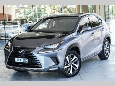 2019 Lexus NX300H
