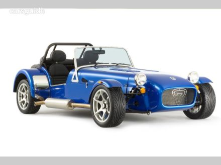 2021 Caterham Seven