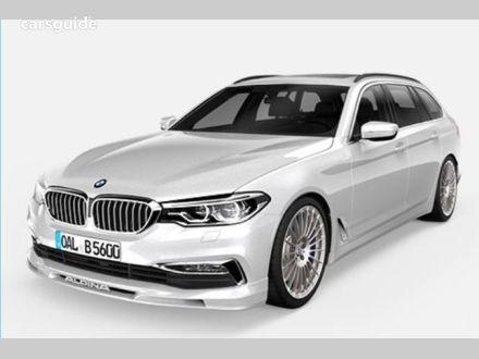 2021 BMW Alpina B5