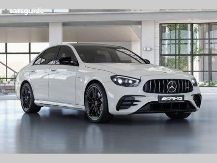 2021 Mercedes-Benz E63