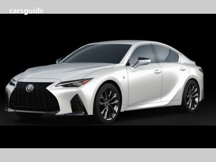 2021 Lexus IS350