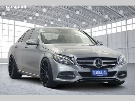 2014 Mercedes-Benz C250