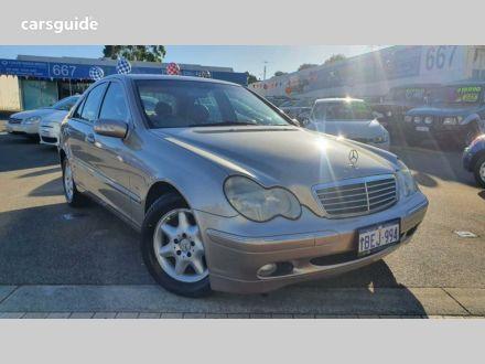 2002 Mercedes-Benz C180