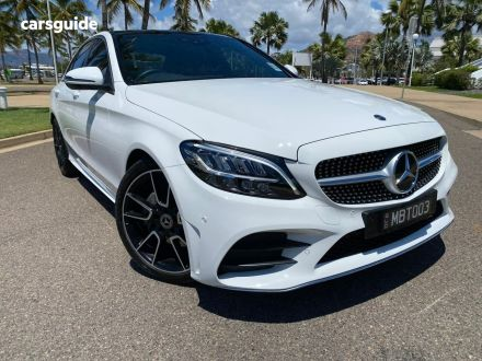 2019 Mercedes-Benz C200