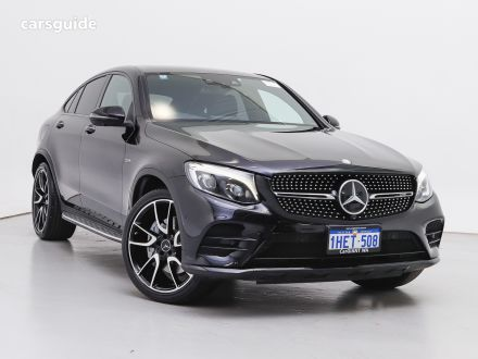 2017 Mercedes-Benz GLC43