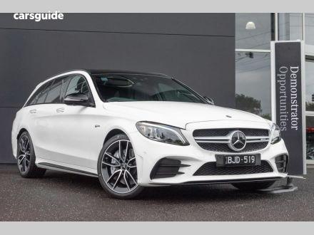 2020 Mercedes-Benz C43
