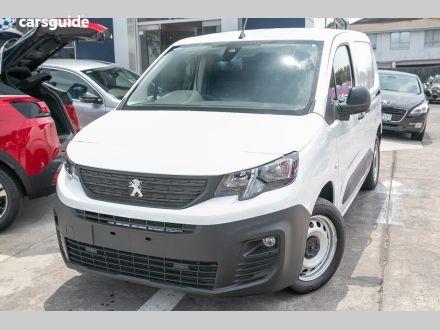 2020 Peugeot Partner