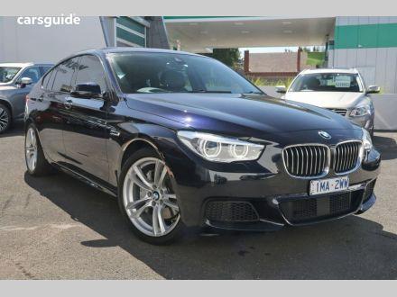 2017 BMW 535I