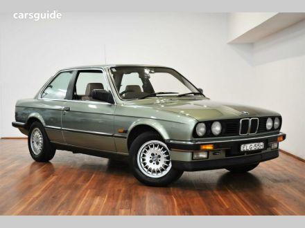 1986 BMW 325E