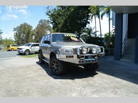 2000 Nissan Patrol