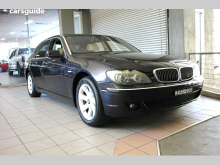 2006 BMW 740LI