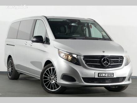 2020 Mercedes-Benz V220