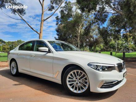 2020 BMW 520I