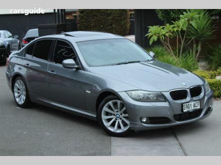 2009 BMW 320D