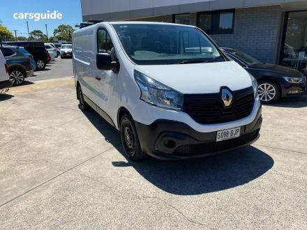 2015 Renault Trafic