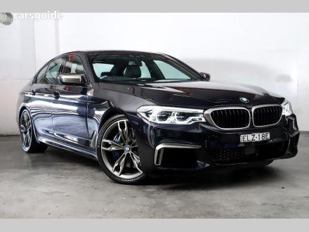 2020 BMW M550I