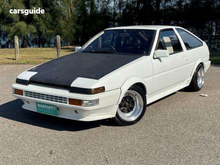 1984 Toyota Sprinter
