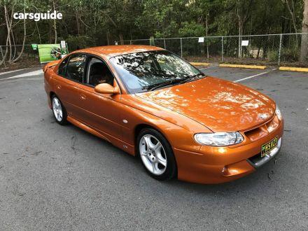 1999 HSV XU6