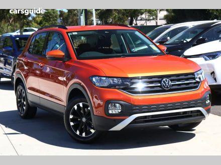 2020 Volkswagen T-Cross