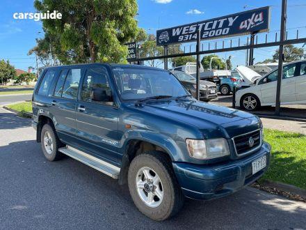 1999 Holden Jackaroo