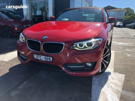 2015 BMW 228I