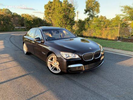 2013 BMW 740LI