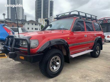 1991 Toyota Landcruiser