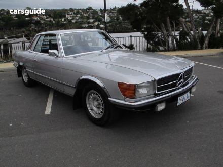1974 Mercedes-Benz 350