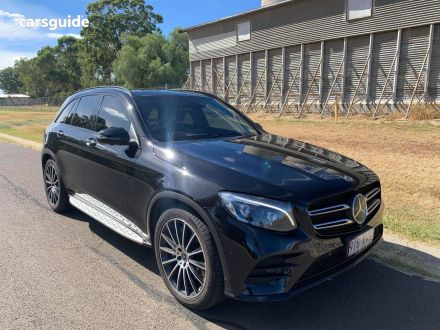 2017 Mercedes-Benz GLC350