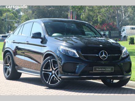 2016 Mercedes-Benz GLE43