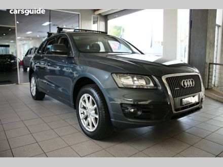 2011 Audi N/A