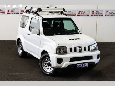 2012 Suzuki Jimny