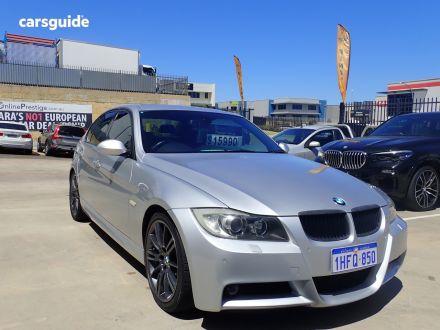 2008 BMW 320D