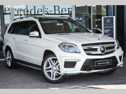 2013 Mercedes-Benz GL350